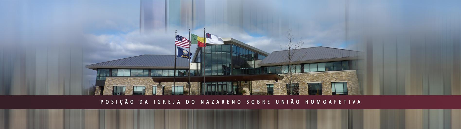 Posição da Igreja do Nazareno sobre união homoafetiva
