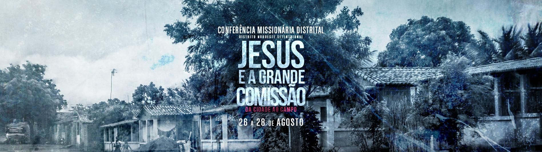Conferência Missionária Distrital
