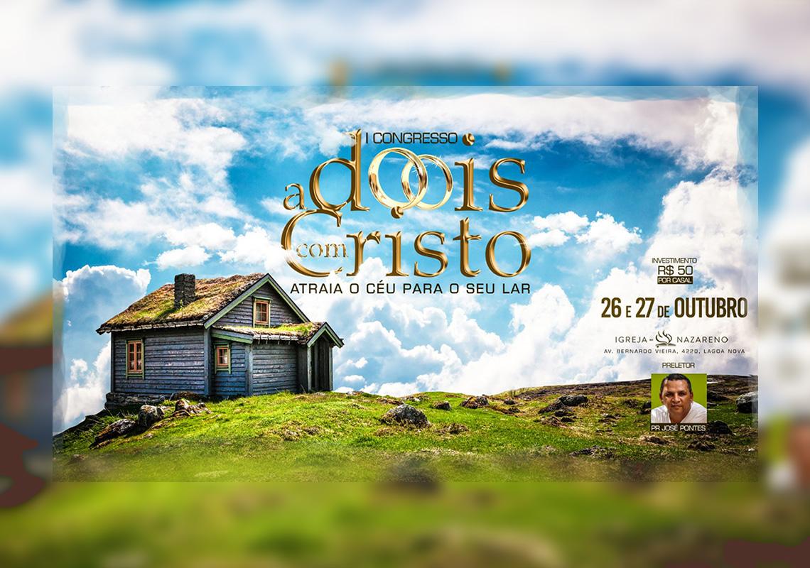 I Congresso A Dois Com Cristo